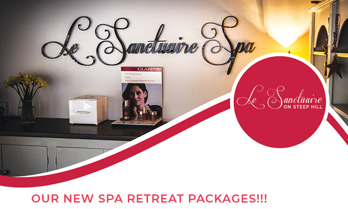 NEW Flexible Spa Retreat Packages