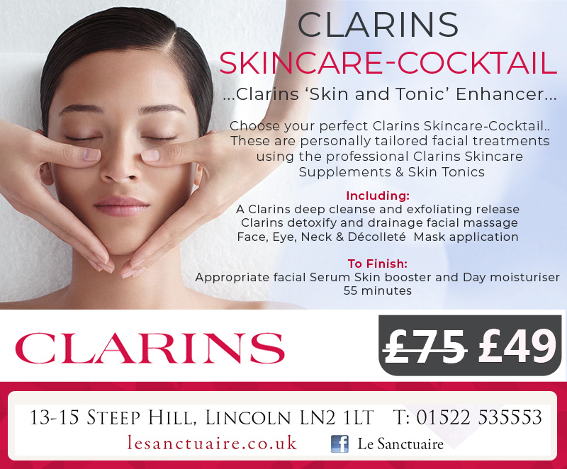 Clarins Skin and Tonic Enhancer Offer £49 (normally £75)