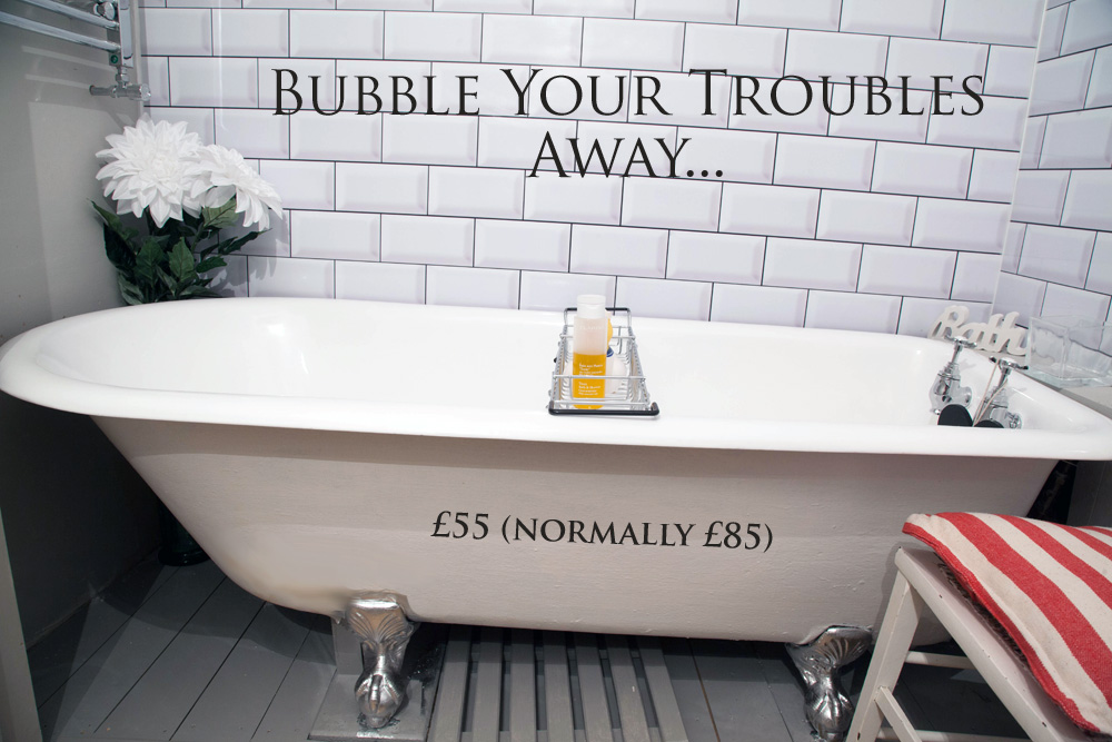 Bubble Your Troubles Away!