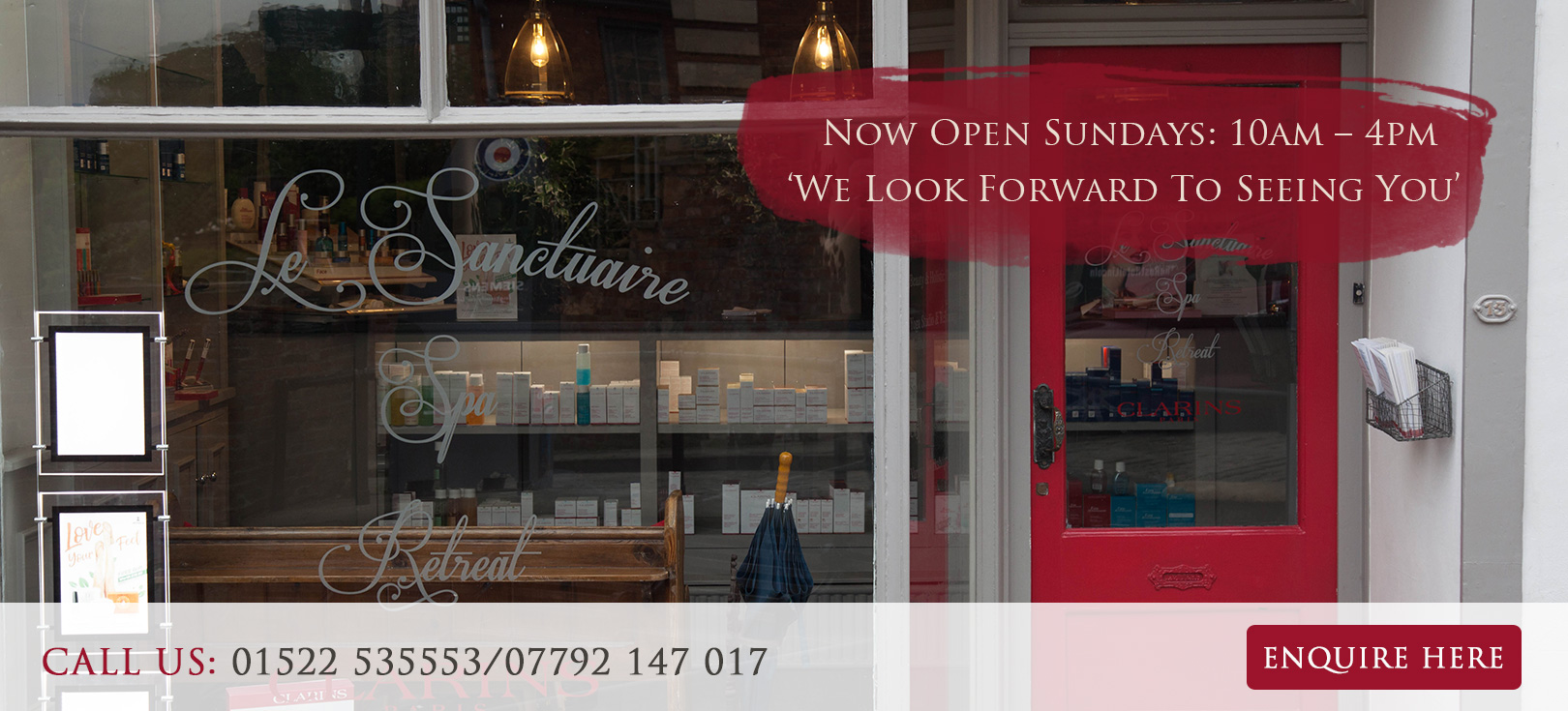 lesanctuaire-lincoln-open-sundays
