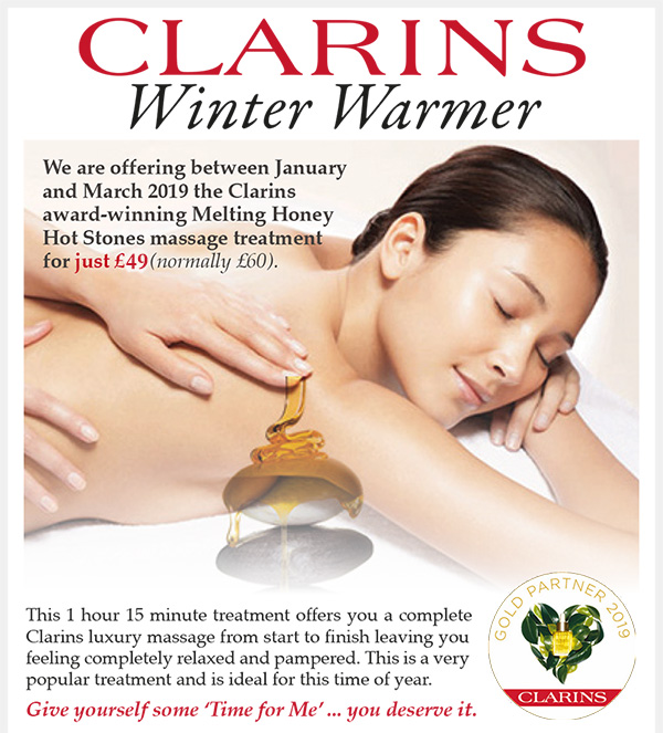 Clarins Winter Warmer