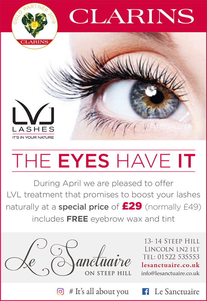LVL Lashes Promotion