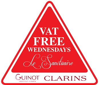VAT Free Wednesdays @LeSanctuaire