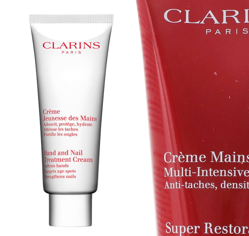 Product of the Month – 25% OFF Clarins hand cream