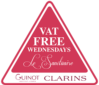 VAT Free Wednesdays at Le Sanctuaire