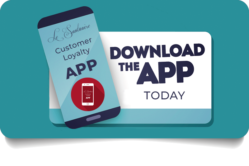 Le Sanctuaire Customer Loyalty APP